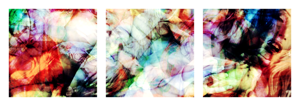 Overdose 20.1-3 (Triptych), 2008