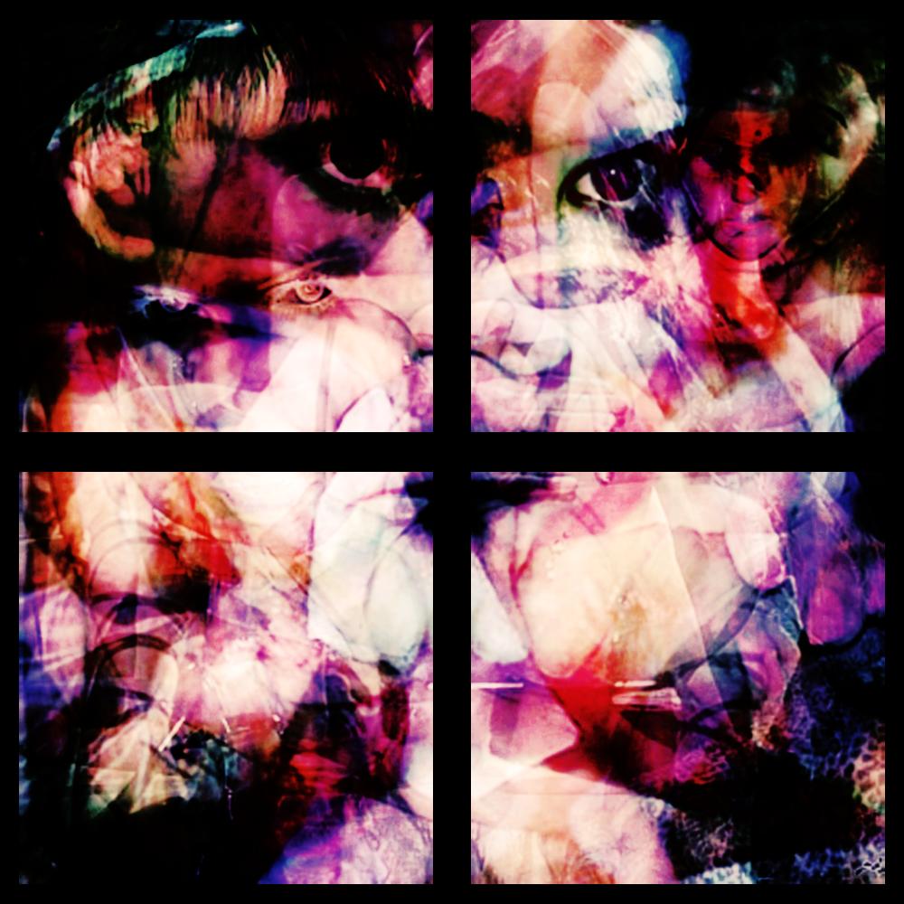 Overdose 05.1-4 (Tetraptych), 2008