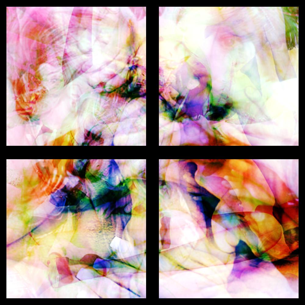 Overdose 06.1-4 (Tetraptych), 2008