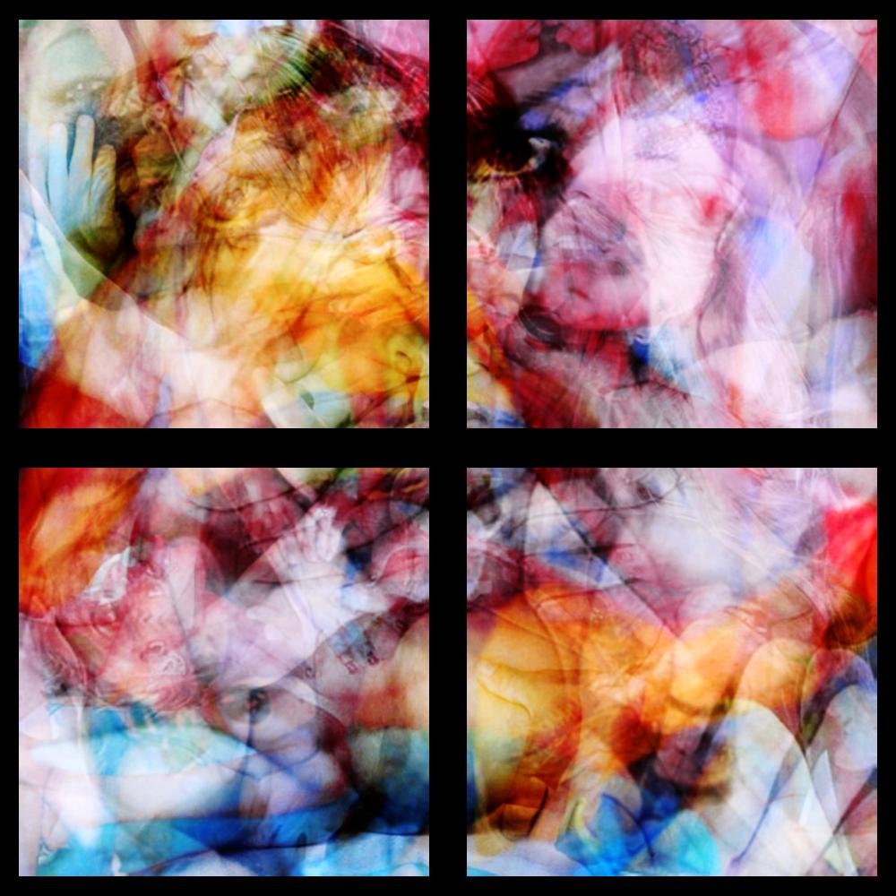Overdose 10.1-4 (Tetraptych), 2008