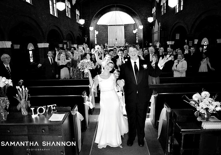 Weddings at Holy Trinity - Imagine your wedding high on the hill at Woolloongabba in one of Brisbane's most beautiful historic churches
