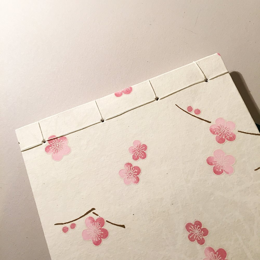 Japanese binding - soft cover