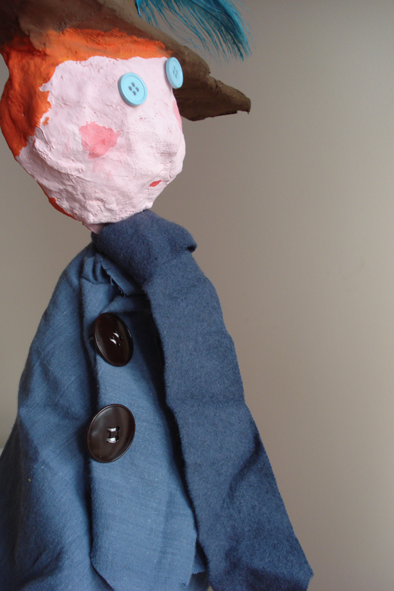 Puppet Making at Craft Central