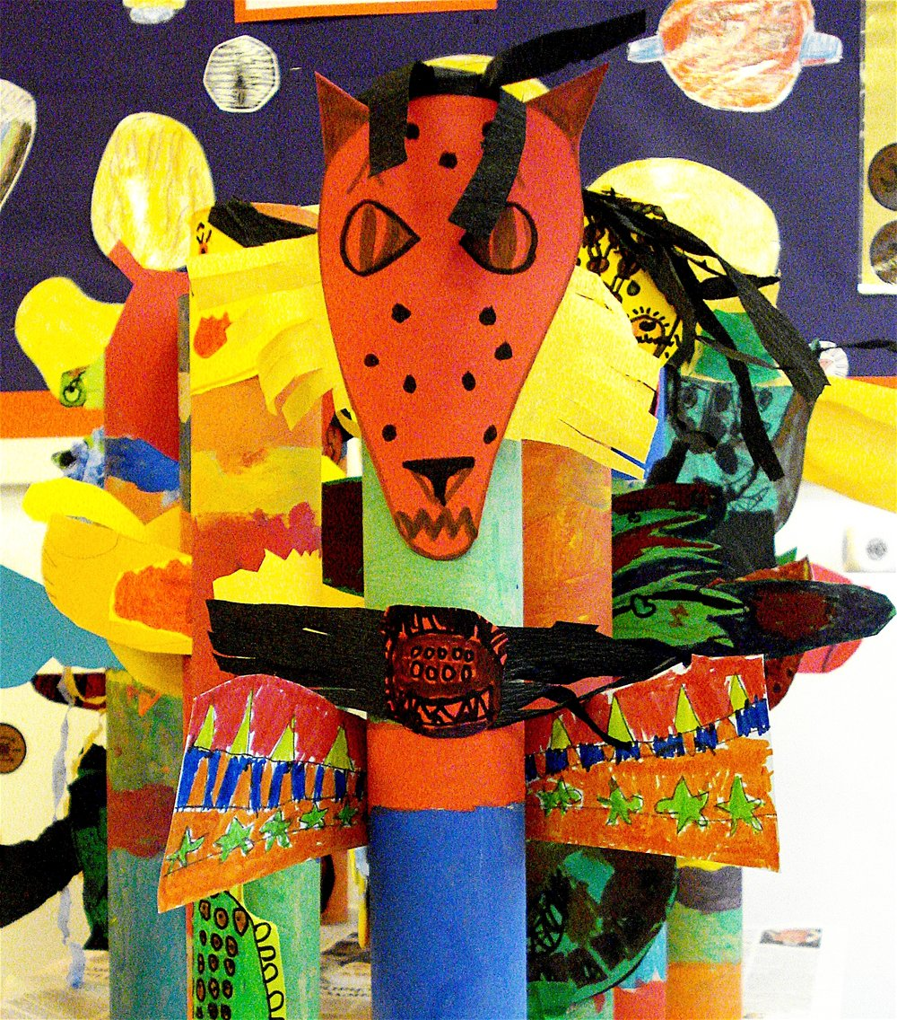 One week residency at Saint George The Martyr primary school