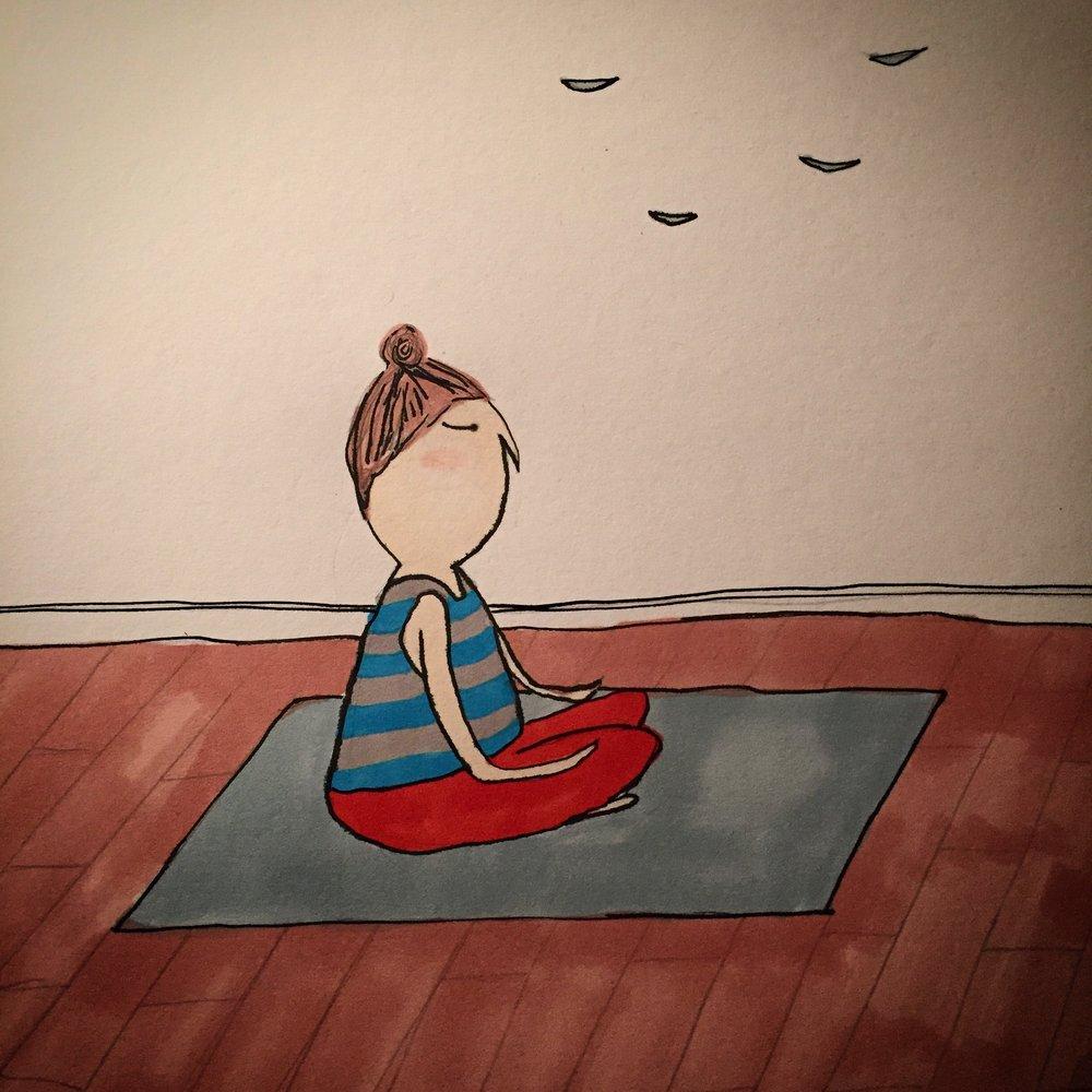 Meditation, welcome 2017