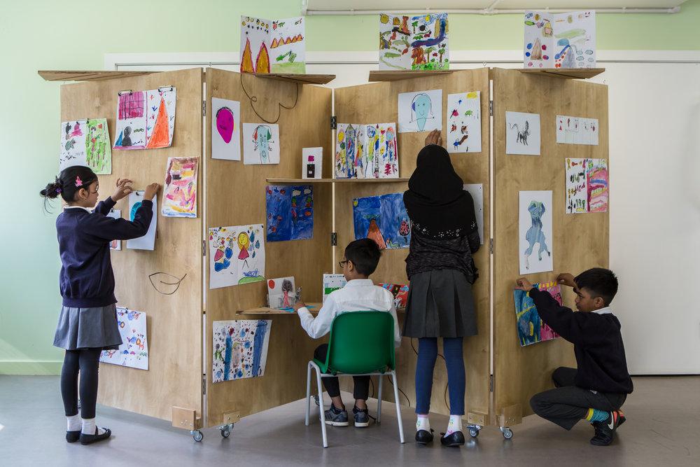 Children as story tellers