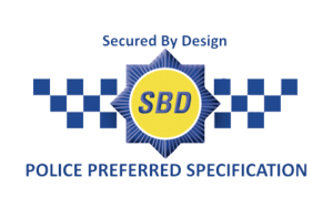 PickMe Locksmith Swadlincote - SECURED+BY+DESIGN+LOGO