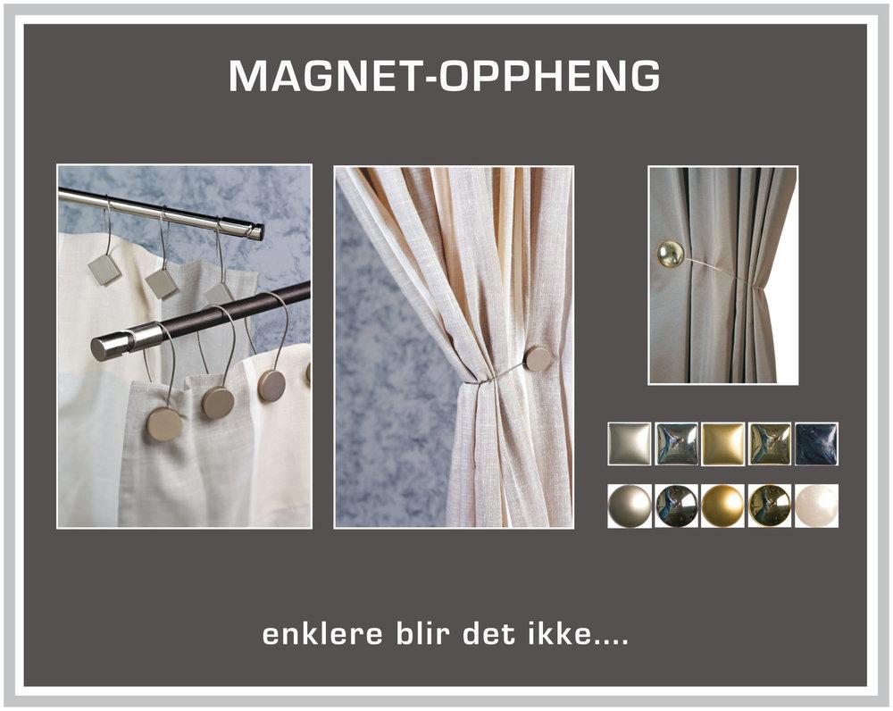Magnet-oppheng