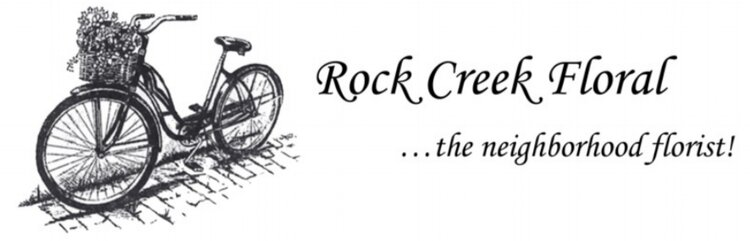 Rock Creek Floral...the neighborhood florist!