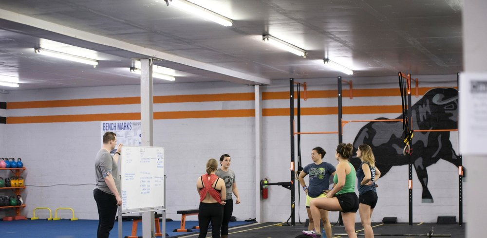 crossfit rhema classes