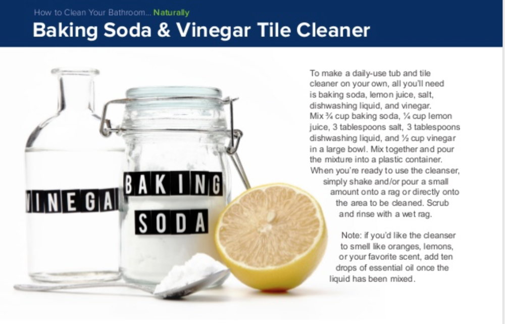 Easy and great smelling bathroom cleaner. Get the toxins out of your life and keep your family safe.