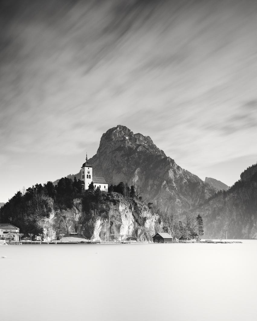 Johannesbergkapelle Study #1, Austria 2012 - Limited Edition Gelatin Silver Print No.: 11866