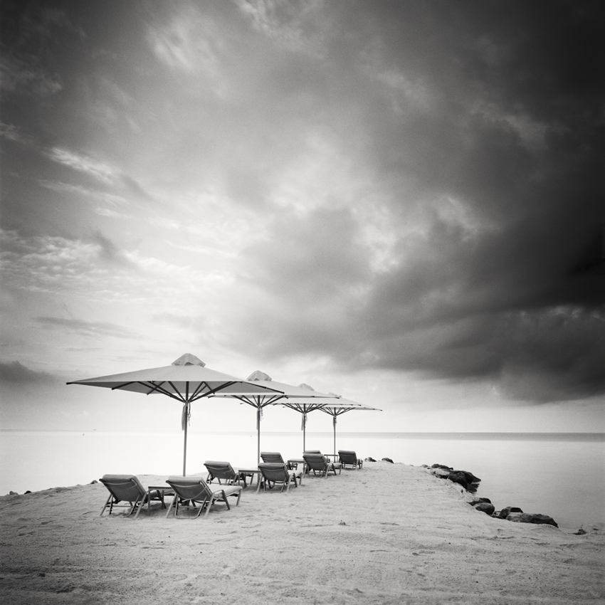Before the Rainbow #2, Sani Beach, Greece 2015 - Limited Edition Gelatin Silver Print No.: 11867