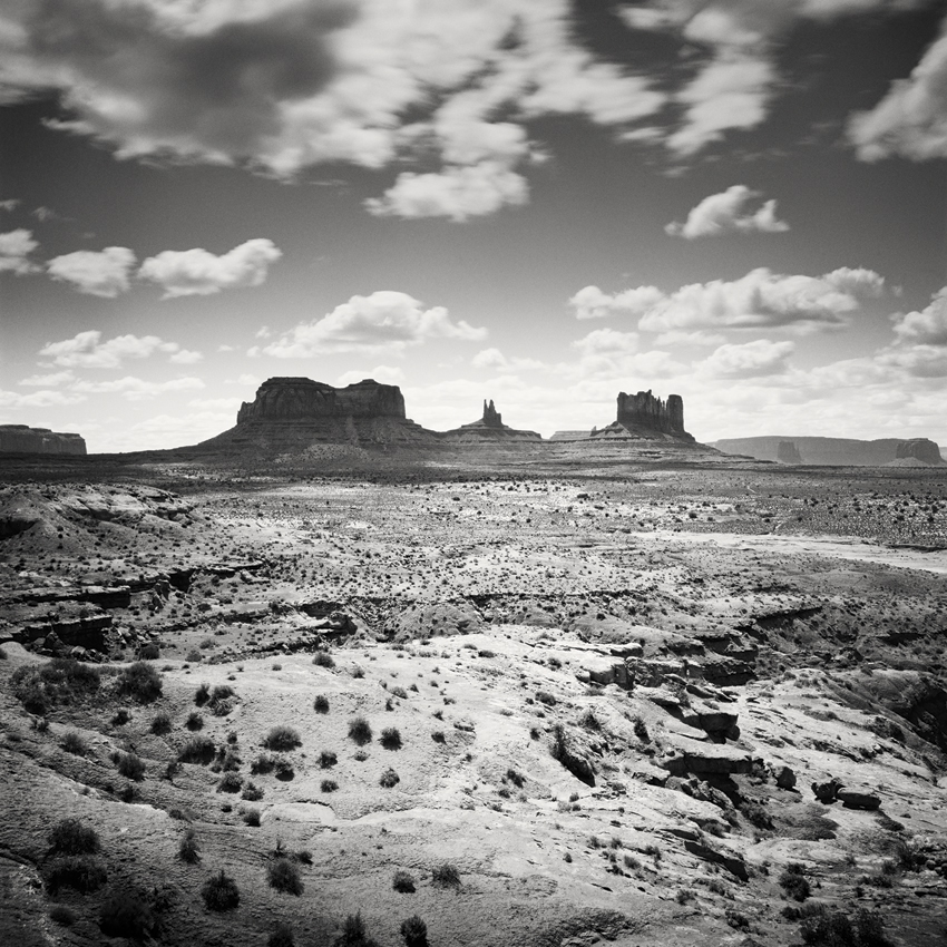 Wild West Study #4, UT, USA 2015 - Limited Edition Gelatin Silver Print No.: 11868
