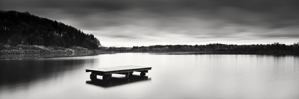 "Lake view Study#1, Austria 2012 - Limited Edition Gelatin Silver Print No.: 11888  40 x 120cm (15.8 x 47.2"") ,  Edition of 9 50 x 150cm (19.7 x 59.1"") ,  Edition of 9 60 x 180cm (23.6 x 70.9"") ,  Edition of 7 80 x 240cm (31.5 x 94.5"") ,  Edition of 5"