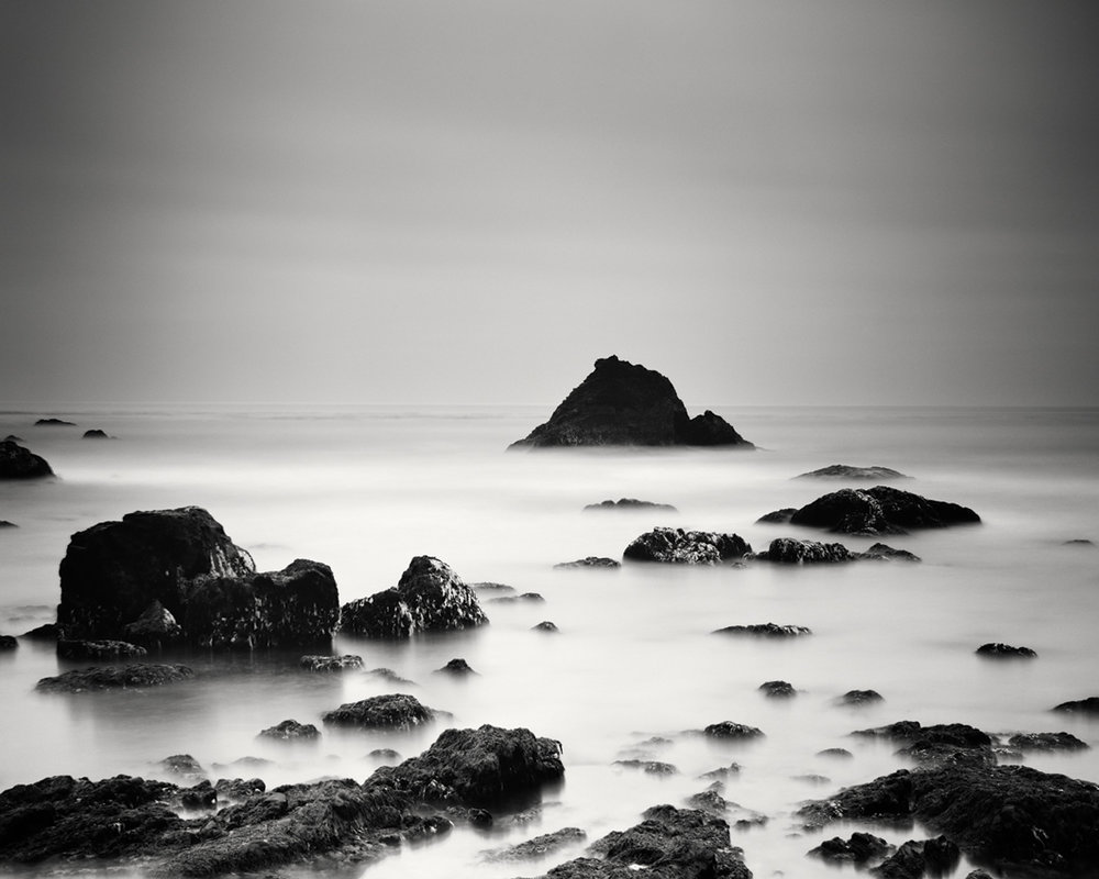 "North Pacific Coast, CA, USA 2015 - Limited Edition Gelatin Silver Print No.: 11636  40 x 50cm (15.8 x 19.7"") ,  Edition of 8 60 x 75cm (23.6 x 29.5"") ,  Edition of 7 80 x 100cm (31.5 x 39.4"") ,  Edition of 5 100 x 125cm (39.4 x 49.2"") ,  Edition of 5 120 x 150cm (47.2 x 59.1"") ,  Edition of 5"