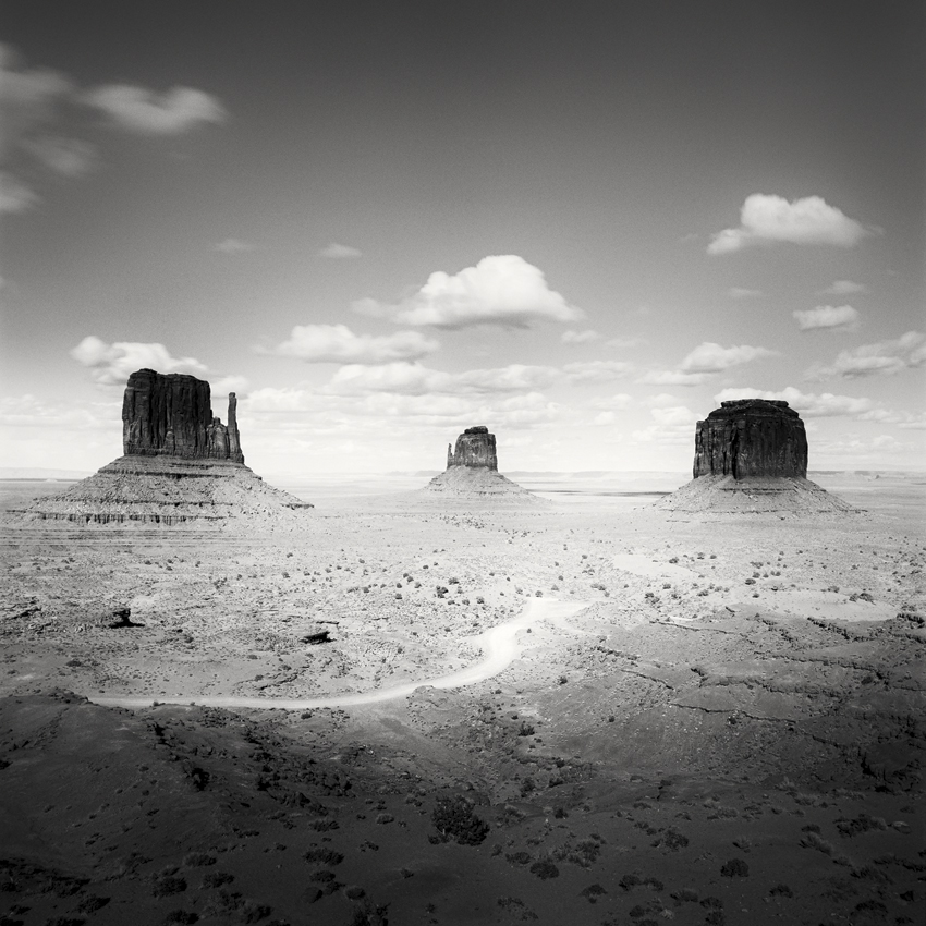"Wild West Study #1, UT, USA 2015 - Limited Edition Gelatin Silver Print No.: 11642  40 x 40cm (15.8 x 15.8"") ,  Edition of 9 60 x 60cm (23.6 x 23.6"") ,  Edition of 9 80 x 80cm (31.5 x 31.5"") ,  Edition of 7 100 x 100cm (39.4 x 39.4"") ,  Edition of 5"