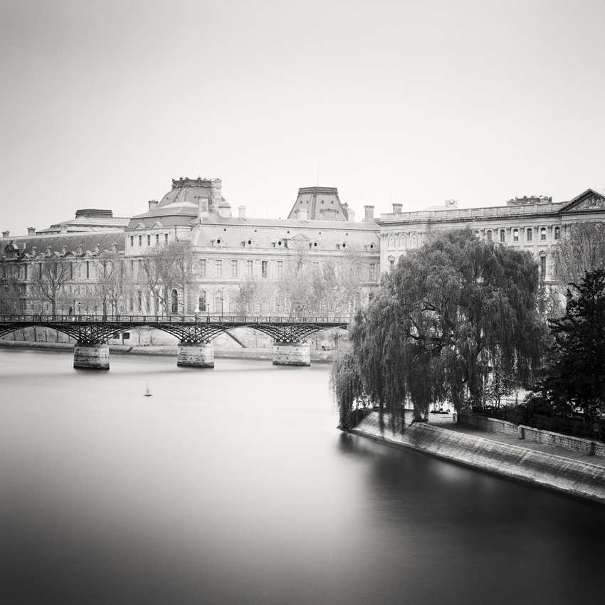 "Pont Neuf Study #1, Paris, France 2017 - Limited Edition Gelatin Silver Print No.: 11842  40 x 40cm (15.8 x 15.8"") ,  Edition of 9 60 x 60cm (23.6 x 23.6"") ,  Edition of 9 80 x 80cm (31.5 x 31.5"") ,  Edition of 7 100 x 100cm (39.4 x 39.4"") ,  Edition of 5"