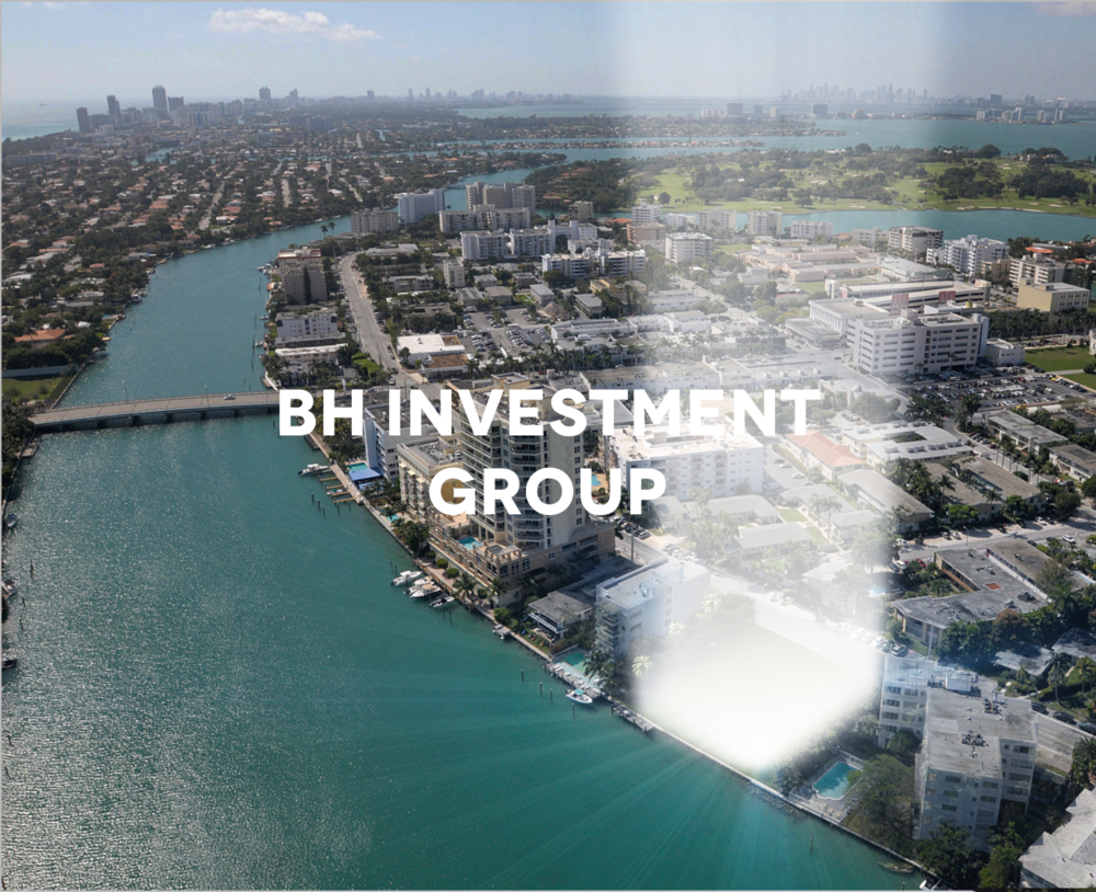 BH Investment Group (BHIG) is a US based real estate private equity, investment and development company with operations in Miami, New York and Buenos Aires.