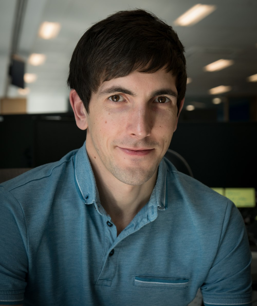 Martin Burrows - Software Engineer, JP Morgan