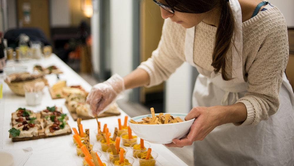 Elysia Catering -