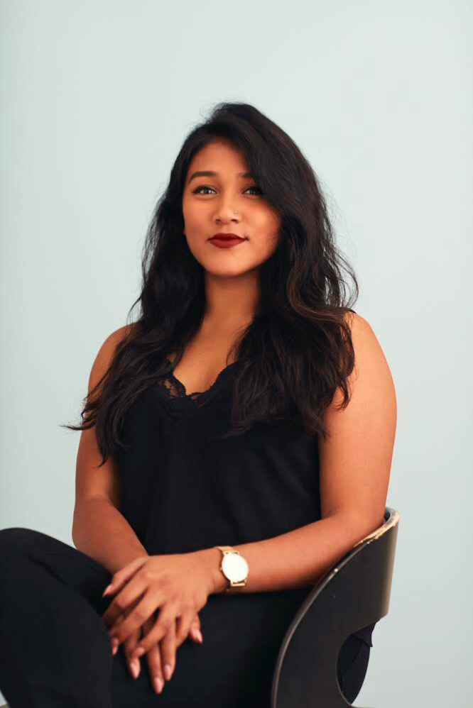 NINA MOHANTY - BUSINESS DEVELOPMENT MANAGER, BUD