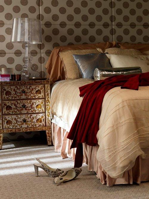 Serena Van der Woodsen's Penthouse — Loren Weeks on glamour bedroom, red bedroom, style bedroom, olivia palermo bedroom, celebrity bedroom, love bedroom, sayings for your bedroom,