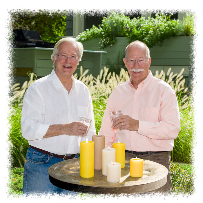 Owners Stephen & Michael Fendler