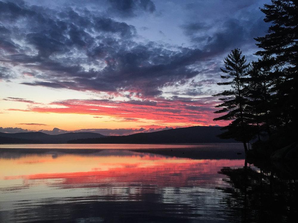 Rental Property Sunrise Lake New Hampshire