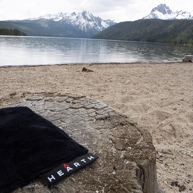 Our newest product, the Hearth heated pad. Portable heat to take with you on any adventure. ------------------------------- #outdoors #hiking #camping #hike #fishing #outside #wilderness #outdoor #getoutside #hunting #outdoorlife #forest #mountain #lake #wildlife #trees #optoutside #camp #backpacking #instanature #mothernature #trail #rei1440project #climbing #scenery #naturelover #adventures