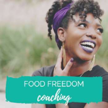 Intuitive eating and body image coaching