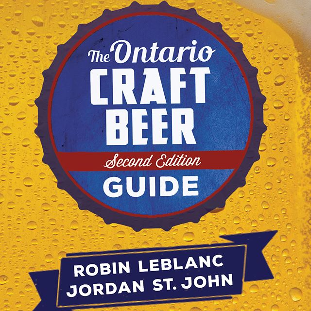 We finally got our hands on The Ontario Craft Beer Guide: Second Edition and noticed we were ranked in the Top 10 Breweries! A big thank you to authors @wornoldhat and @jordan.stjohn! #613beer #ontariocraftbeer // Nous avons finalement mis la main sur la deuxième édition du Ontario Craft Beer Guide, dans lequel nous avons placé dans le Top 10 brasseries! Un gros merci aux auteurs, @wornoldhat et @jordan.stjohn! #etiennebrule #bierebio