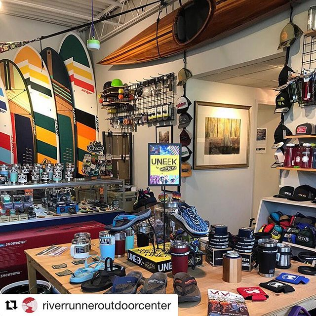 Invert dealer of the day! #Repost @riverrunneroutdoorcenter ・・・ Who's ready to enjoy the long, 3 day weekend? We know we are! Stop by and see us before you head out for your weekend adventures—we have used boats on sale, great specials on fishing kayaks, and discounts on all of our in stock sandals. We're open today, Saturday, and Monday from 10am until 6pm. #RROCadventure