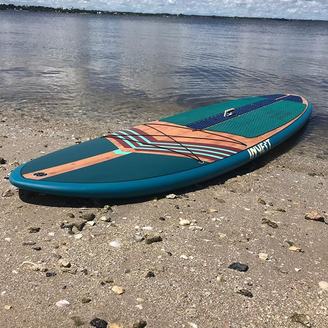 A beautiful day to be on the water!  #invertsup #wasup106 #paddleboardflorida.