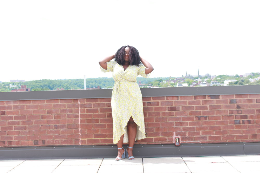 plus Size DC Blogger