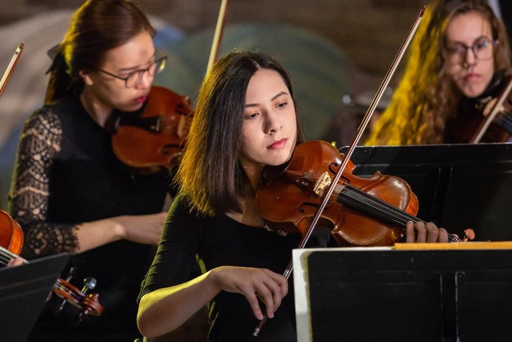June 2-15, 2019 - Chamber Music & Orchestra Festival