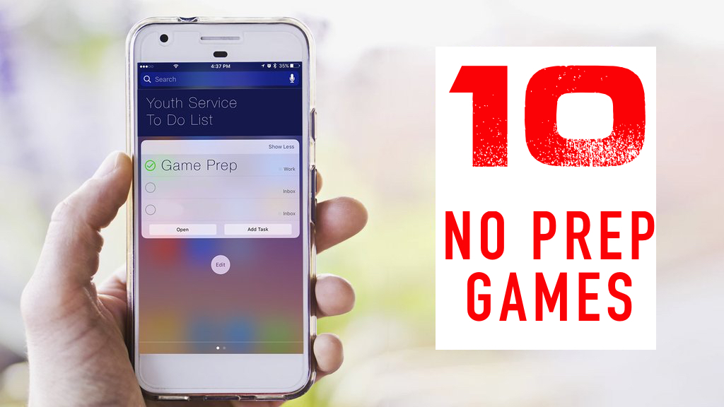 best group games on iphone