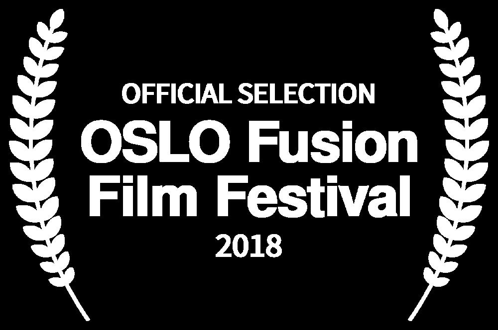 OsloFusion Film Festival - Oslo, NorwaySeptember 23, 2018