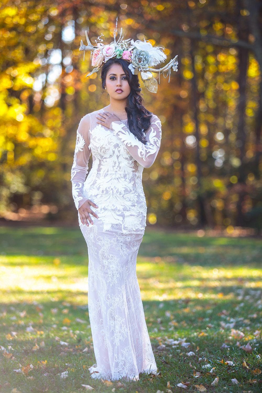 Evening Dress of the Enchantress