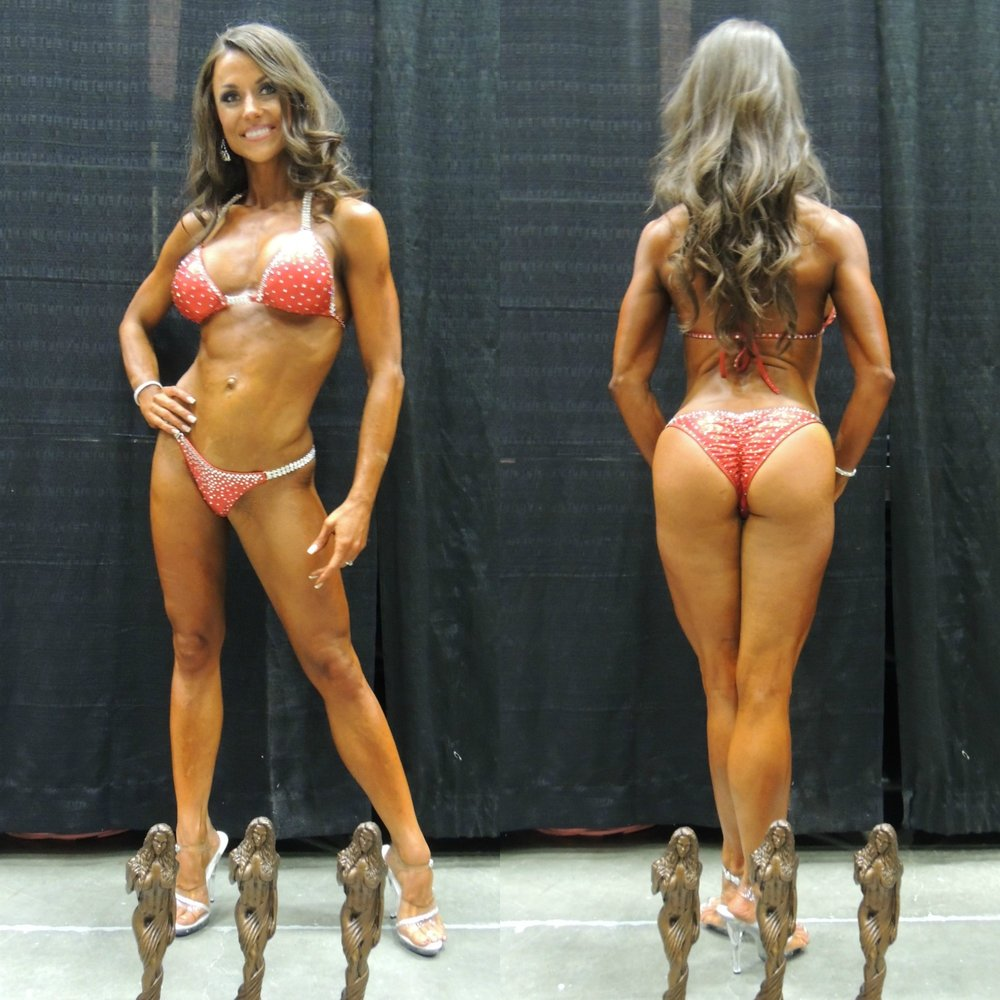 Dani andrews and megan avalon muscle lesbians - 1 1