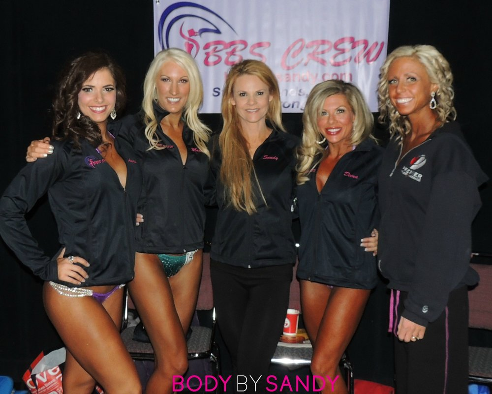 2013 NGA Natural Northern States-The girls back stage.JPG