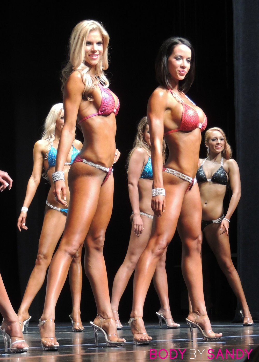 2014 NPC Complete Nutrition-Brooke & Olya onstage-front.JPG
