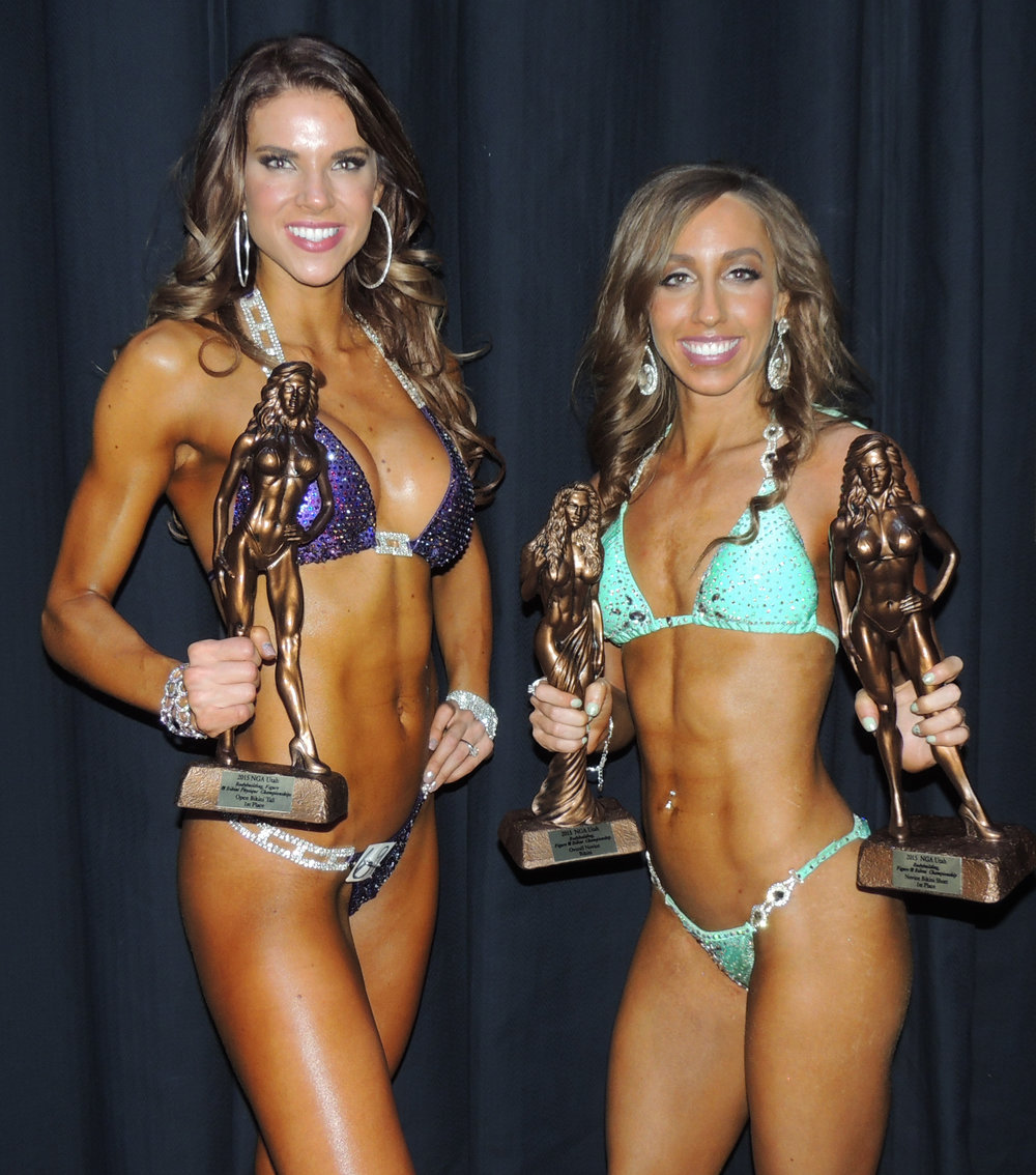 2015 NGA Utah Natural2-Brooke & Katie with trophies.jpg