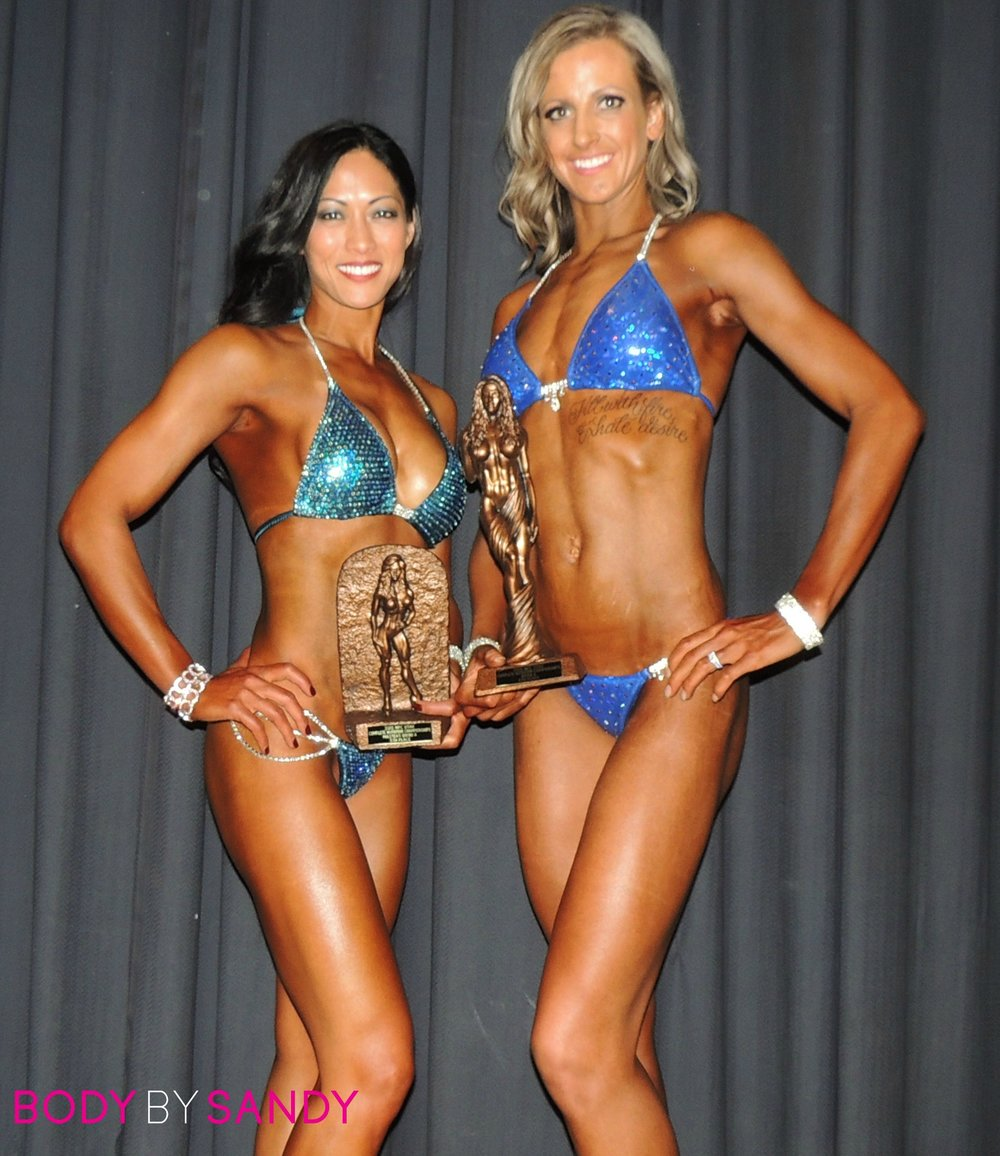2015 NPC-Niki and Vanna with trophies.jpg