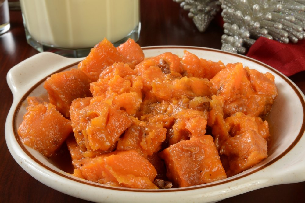 Sweet Potato or Yam Casserole