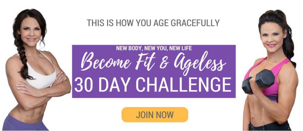 30 Day Fit & Ageless Challenge