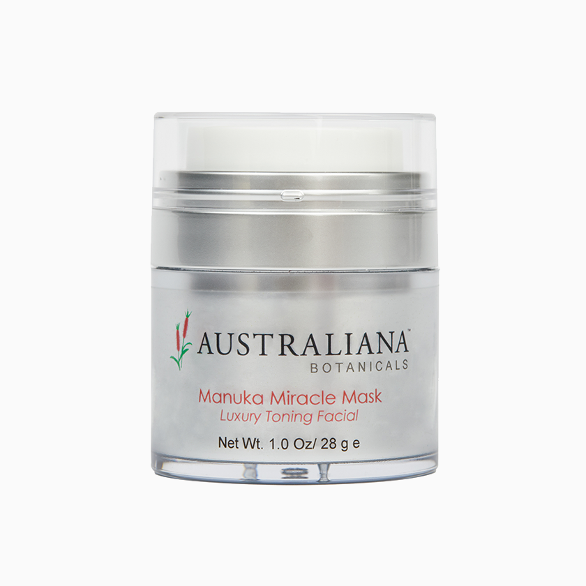 Australiana Manuka Miracle Mask