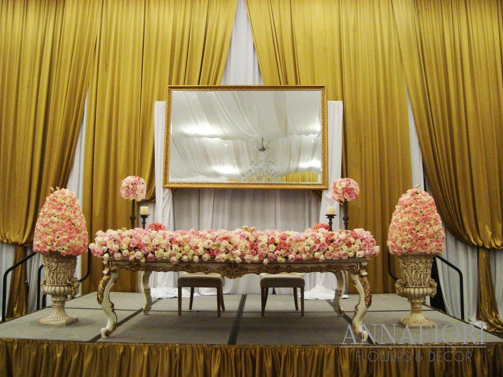 decoración de mesa de los novios by Annafiori.jpg