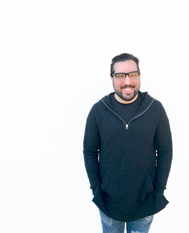 Luke Merren - IT/Graphic Design Lead luke.merren@calvarytlh.com