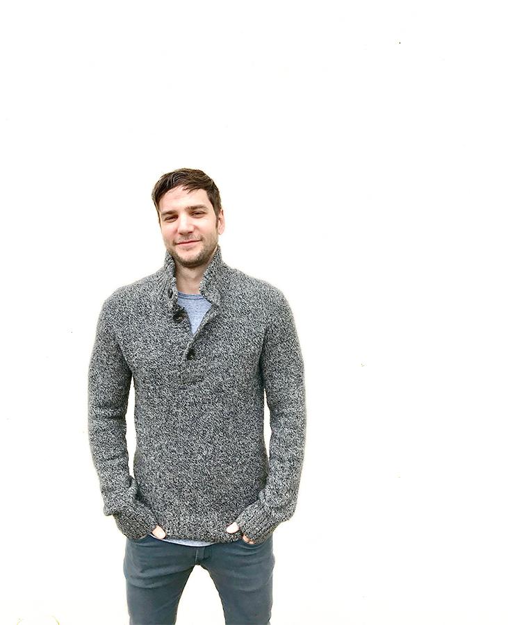 Zac Nottingham - Associate Pastor zac.nottingham@calvarytlh.com